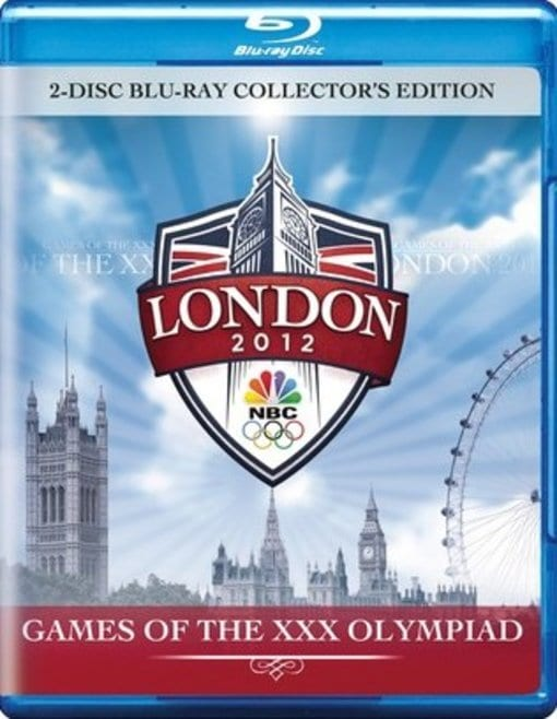 Details about Olympics: London 2012: Games of the XXX Olympiad (Blu-ray)